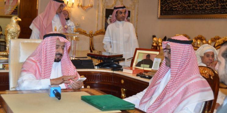 دعوة عشاء من رجل الاعمال الملياردير السعودي محمد بن عبود العامودي بجدة للكابتن اسحاق سراج
