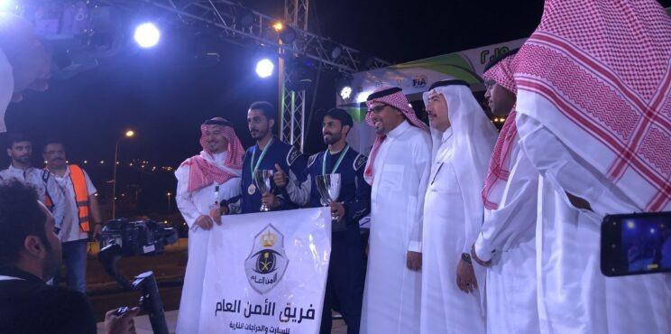 حضور الامير خالد بن سلطان في حفل تكريم المشاركين في رالي عسير ٢٠١٩