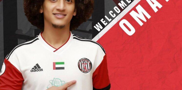 """""""عموري""""، ينتقل  بشكل رسمي إلى نادي الجزيرة الإماراتي."""