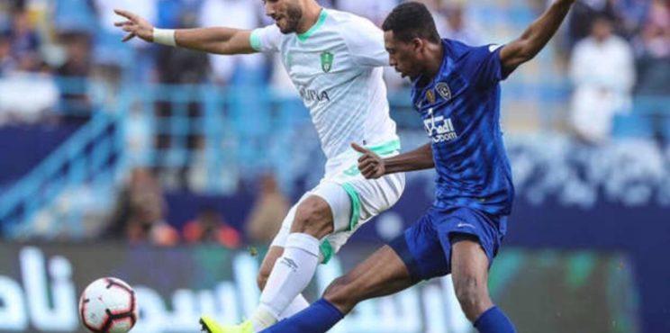 طاقم حكام صيني لمواجهة الهلال والأهلي فى مباراة الإياب آسيوياً