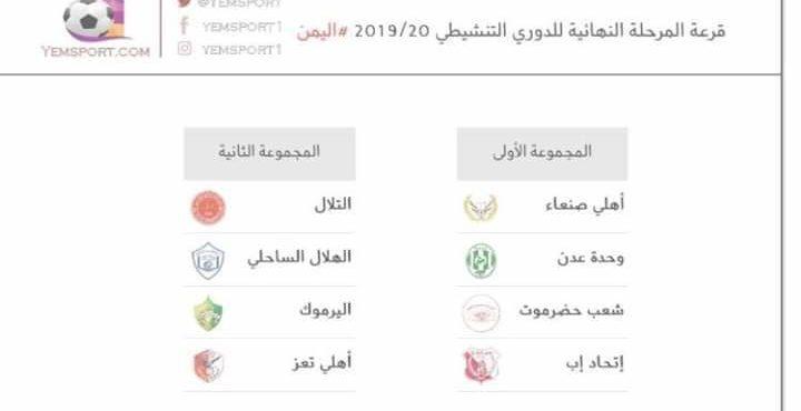 اليمن : أهلي صنعاء يواجه شعب حضرموت في افتتاح الدوري   إنطلاق الدوري التنشيطي لكرة القدم بحضرموت غداً الأحد